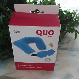 Quo Travel Set